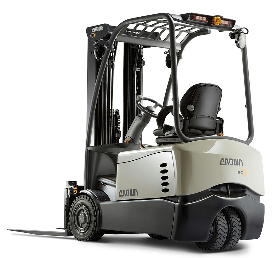 crown-electric-forklift