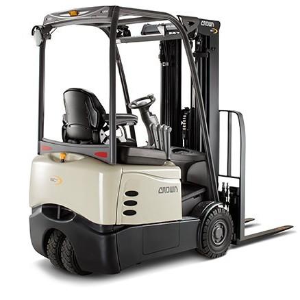 科朗三支点平衡重电动叉车 SC6000 系列