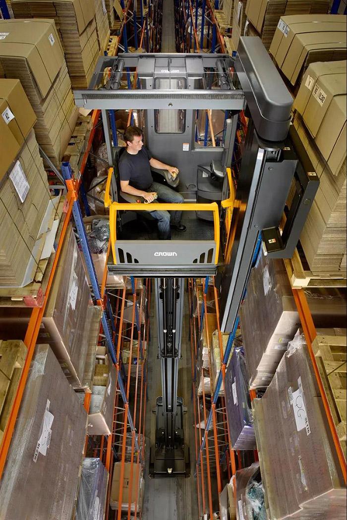科朗叉车浅谈叉车技术革新为仓储物流带来的改变