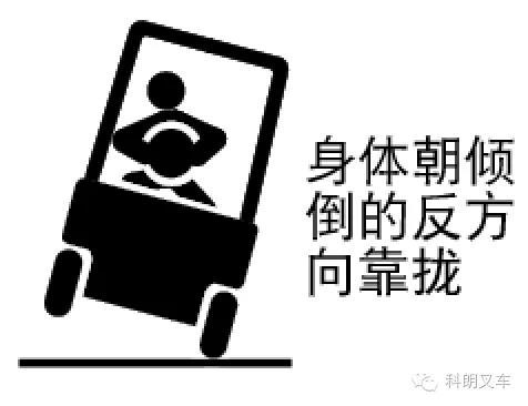 【科朗叉车安全意识】叉车倾翻或坠落装卸平台事故了怎么办?
