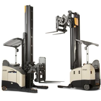 科朗方柱门架剪叉前移式叉车 RM 6000系列