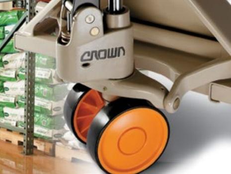 转向轮和承重轮采用质优材料