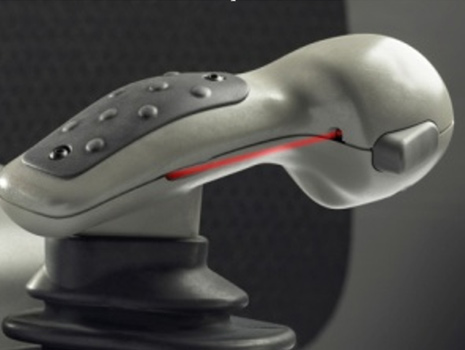 组合操控多功能控制手柄