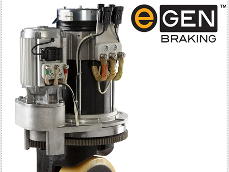 AC驱动电机及e-GEN 无磨损制动系统